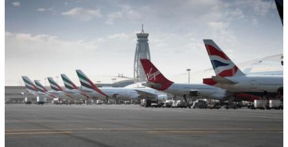 tecnología blockchain en aeropuertos usará biometría 3D