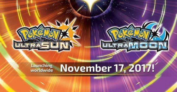Ultra Sun & Ultra Moon