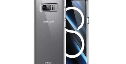 Se filtra Galaxy Note 8 con esta funda