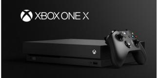 Xbox One X estará disponible en noviembre
