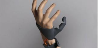 Crean pulgar robótico