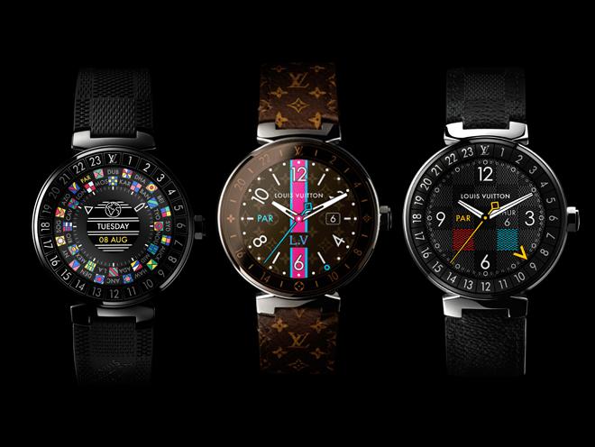 Tambour Horizon, el nuevo smartwatch de Louis Vuitton