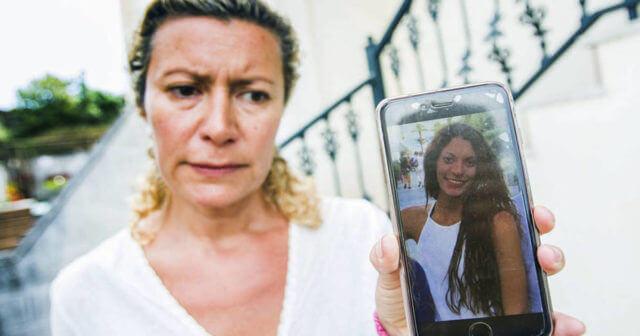 iPhone de Diana Quer