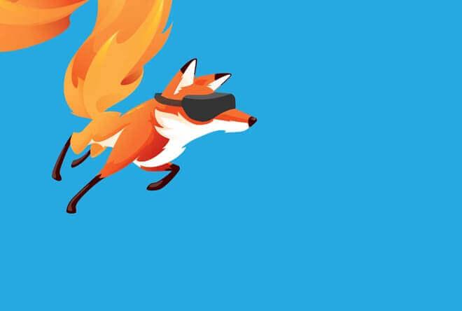 Firefox WebVR