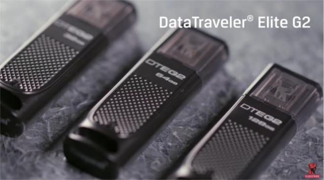 DataTraveler Elite G2