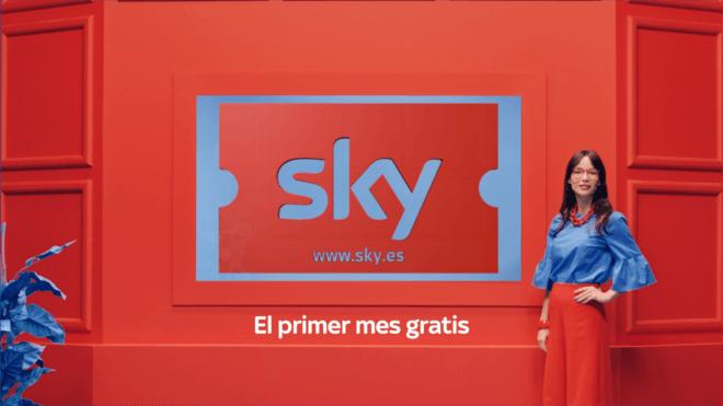 televisión en streaming de Sky