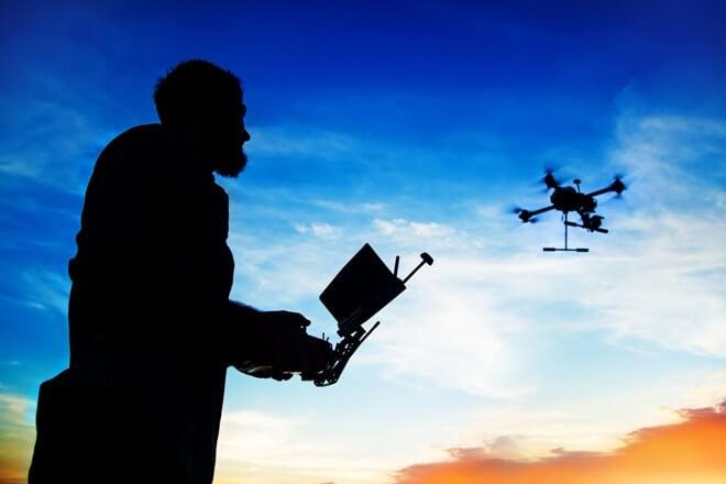 Terroristas pueden usar drones para realizar ataques