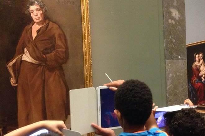 Descubre más Samsung Museo del Prado