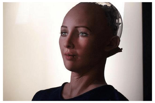 El primer robot ciudadano del mundo