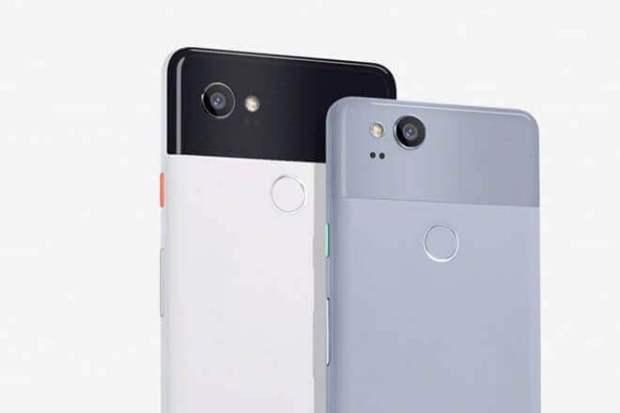 Google Pixel 2 cámara