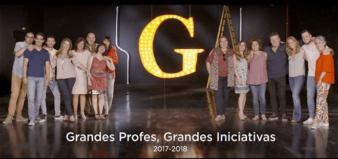 Samsung lanza la nueva convocatoria de los Premios 'Grandes Profes, Grandes Iniciativas'