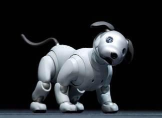 Perro robot de Sony Aibo
