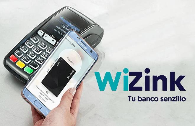 WiZink se une al servicio de pago móvil Samsung Pay