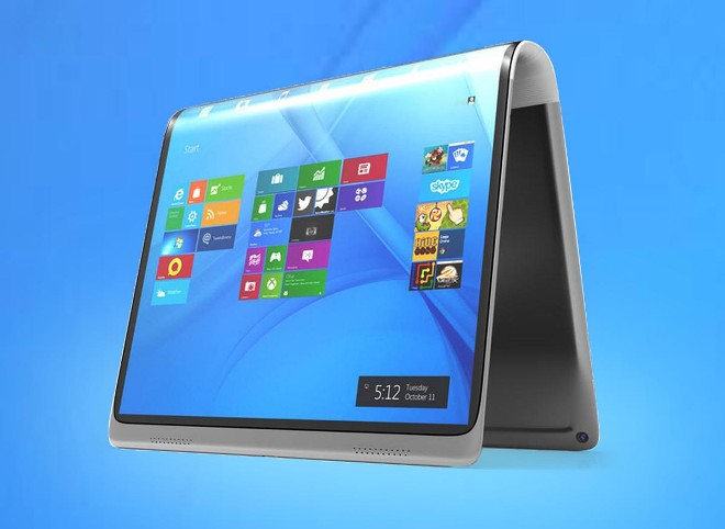 La tablet plegable de Microsoft asoma en el horizonte