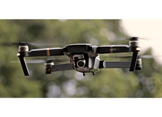 La policía francesa usa drones para vigilar el tránsito