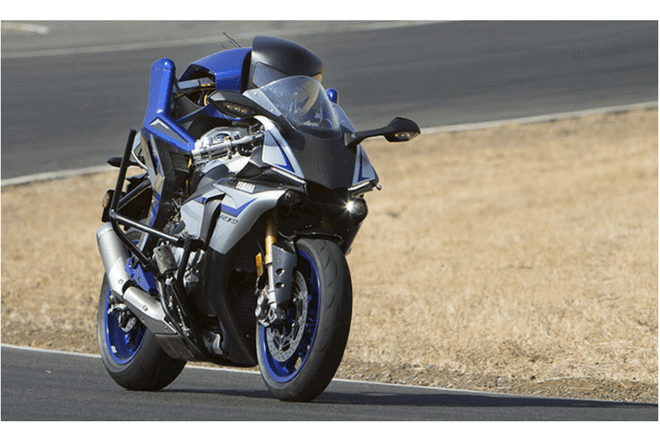 Motobot, el robot de Yamaha que conduce motocicletas