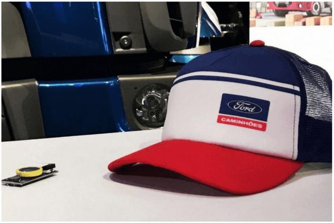 Esta gorra de Ford es ideal para camioneros