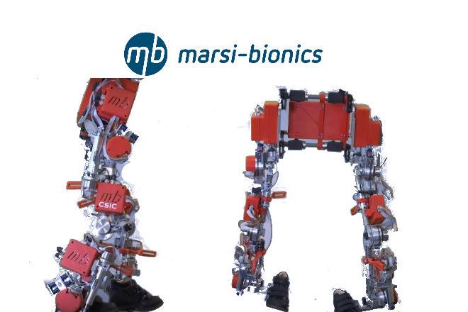 Exoesqueleto pediátrico