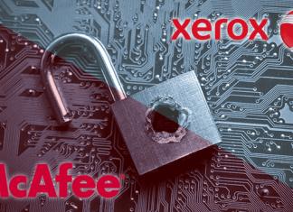 Xerox y McAfee se alían para proteger IoT frente a los ciberataques