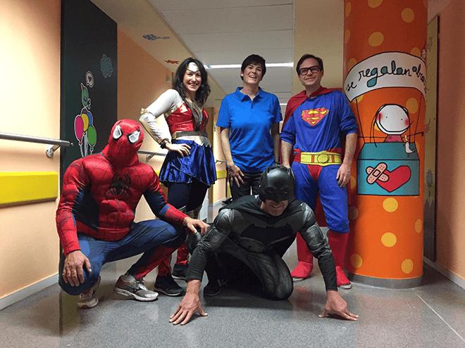 HP transforma la planta pediátrica del Hospital de León