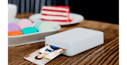 La Xprint Pocket AR Photo Printer de Xiaomi hace más que solo imprimir fotos