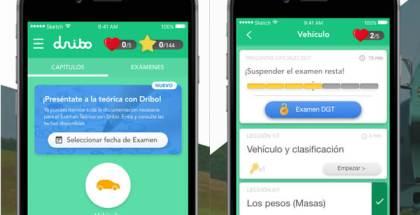 Dribo app