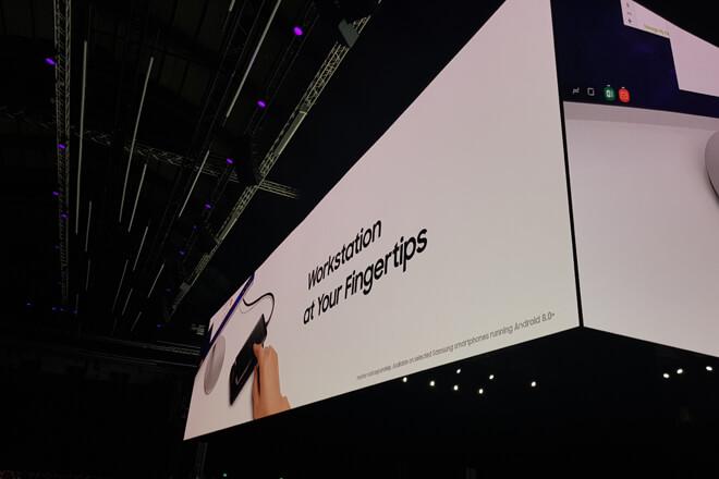 Samsung DeX Pad convierte al Galaxy S9 en un ordenador: Características y precio