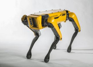 El robot que abre puertas y sube escaleras