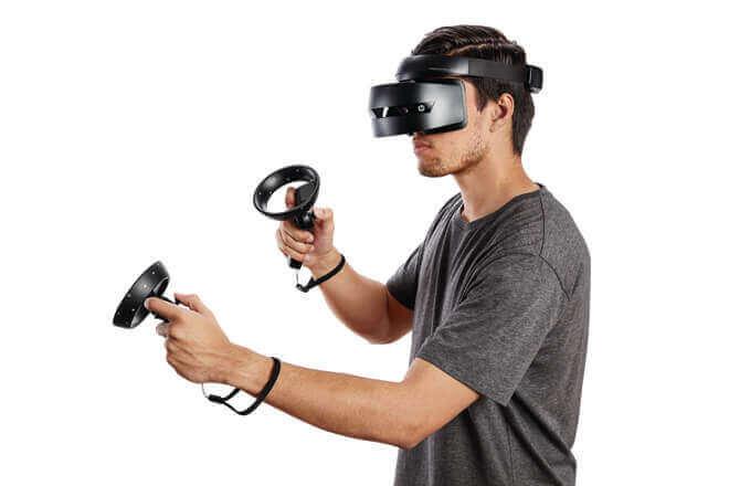 Gafas realidad virtual hp
