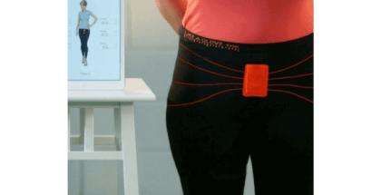 Con estos leggings inteligentes será más fácil comprar ropa