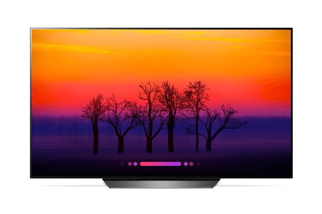 LG presenta sus nuevos televisores OLED 2018 con Inteligencia Artificial