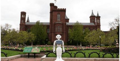 El robot Pepper tiene nuevo trabajo