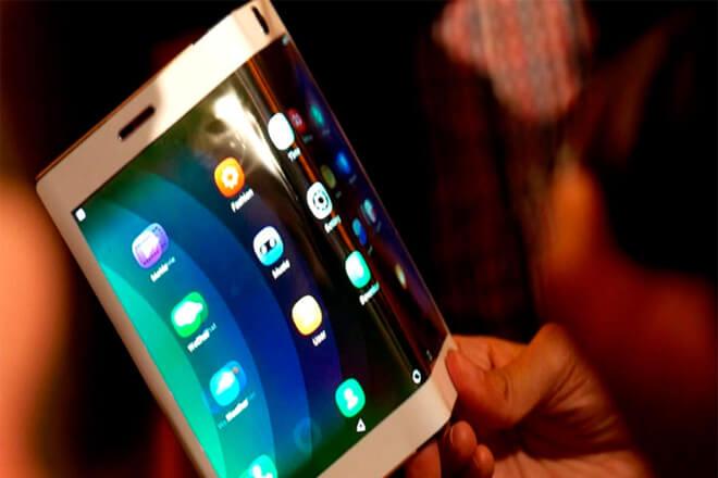 El móvil plegable de Huawei será así