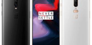Móvil OnePlus 6