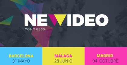 Newvideo Congress sobre Video Marketing y Video Influence