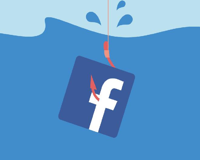 El 60% del phishing en redes sociales utiliza perfiles falsos de Facebook