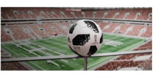 El balón del Mundial Rusia 2018 también es tecnológico