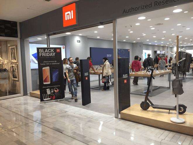 Xiaomi inaugura una nueva tienda en el centro de Madrid