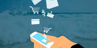 Durante el verano las compras desde el móvil aumentan un 40%