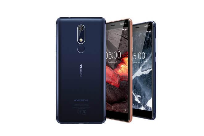 Comprar el Nokia 3.1 es posible en España: precio y características