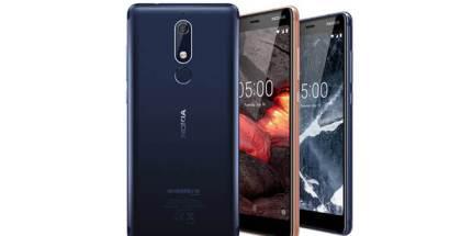 Nokia 3.1 precio