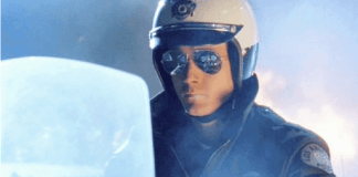 foto de robot de Terminator, T-1000