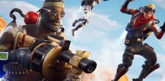 videojuego Fortnite en Android