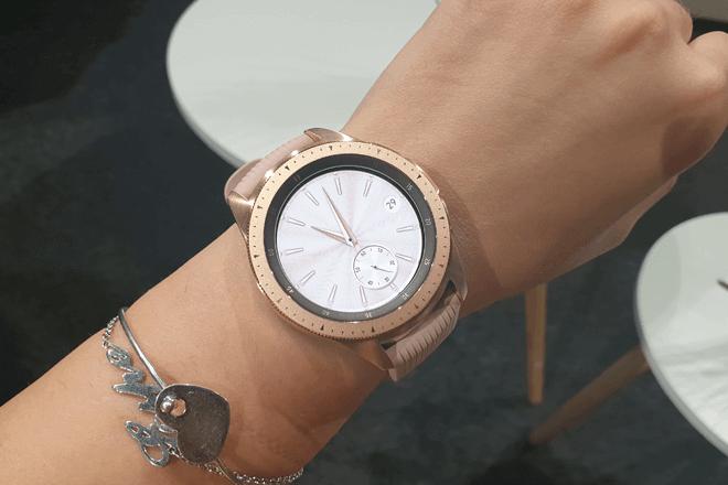 Samsung Galaxy Watch se adapta a tu estilo de vida