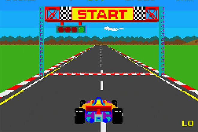 Foto de coches de Tesla incluirán videojuegos tipo Atari
