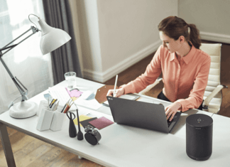 Productos de LG que mejoran la productivdad y movilidad para volver a la oficina