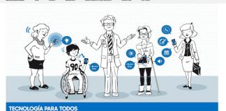 Tecnología para todos es la nueva sección de la Web de Samsung España para conocer la accesibilidad de sus productos