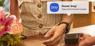 pagar con Samsung Pay desde el Galaxy Watch