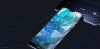 Vodafone España comercializa en exclusiva de operador el nuevo smartphone de Nokia, el Nokia 7.1