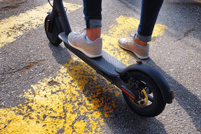 SPC presenta su nuevo patinete eléctrico plegable, Buggy Scooter